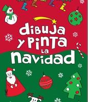 Dibuija y pinta  La  Navidad