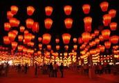 The lantern festival / Spring