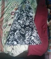 lindo vestido de gaza