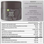 Try our Hair Skin and Nails product!!