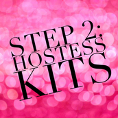 Step 2 - Hostess Kits