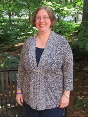 Dr. Jennifer Morgan Flory, Director of Choral Activities