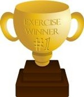 Wellness Exercise Log Winners
