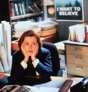 Agent Dana Scully