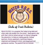 Can't wait to see how the Watch Dogs positively impact our kids this year!