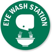 Why are emergeny showers and eye wash stations so important?