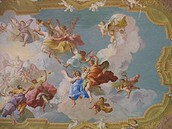 Renaissance Fresco Paintings