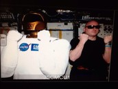 Skype with NASA