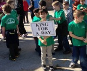 Martin Luther King Jr. Day - School Day