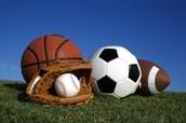 bolas de atletismo