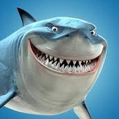 The Shark Bruce- Finding Nemo