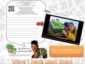 Add sound to your handouts