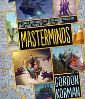 Masterminds by Gordan Korman