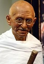 Celebrate Mohandas Ghandi