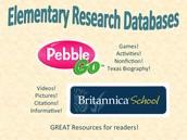 Elementary Databases