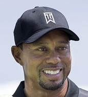 Tiger Woods: Professional Golfer