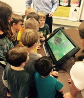 Z-space 3D Interactive Technology was a hit at STEAM Night.