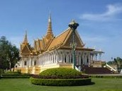 This is the capital city of cambodia.