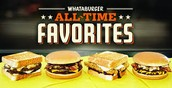 Physiological Needs - Whataburger (food)