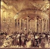 Great Artists - Ghiberti (GHEE-BAIR-TEE)