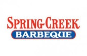 Spring Creek BBQ donated $1100 to KHES!