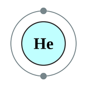 Electron Shell in Helium