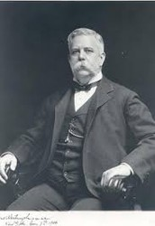 George Westinghouse, the inventor of the Air Brake