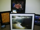 Huge selection of framed prints.