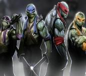 Ninja Turtles Are Life