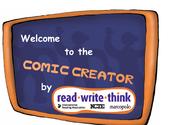 Tool of the Week - Comic Creator