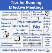 Meeting Do's & Don'ts