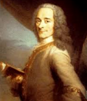 Voltaire Writing