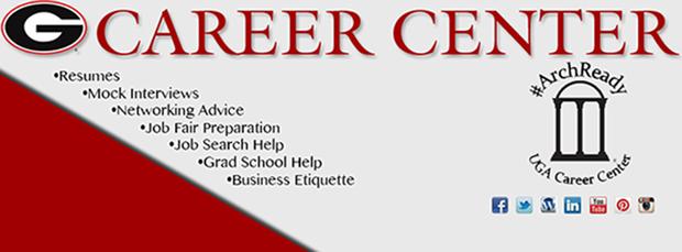 UGA Career Center Weekly Update