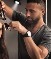 el peluquero