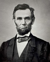 North's President; Abraham Lincoln