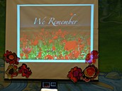 Remembrance Day 2015 at RCCES