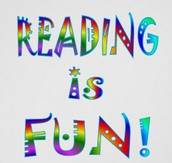 reading is fun again needs you!!