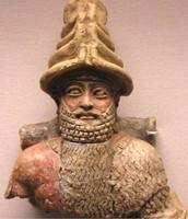King Hammurabi of the Babylon Empire