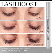 Introducing LASH BOOST!!