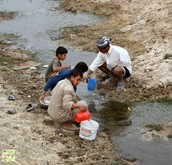 what is the water crisis in the middle east