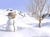 littleton the snowman