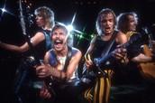 """Rock You Like A Hurricane"" by Scorpions (4:13)"