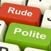 Following Proper Netiquette Rules