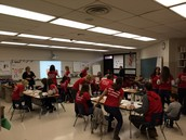 AMES Staff Engaged in Professional Learning