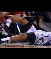 Kevin Ware's injury
