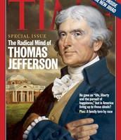 Thomas Jefferson on Time Magazine
