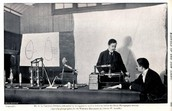 The First Television run by Electricity