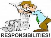 Responsiblities
