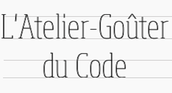 Atelier-Goûter du Code - Laurence Bricteux