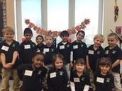 Bartlett Kinder- garten Class